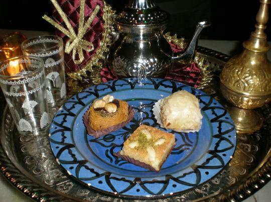 delicias árabes